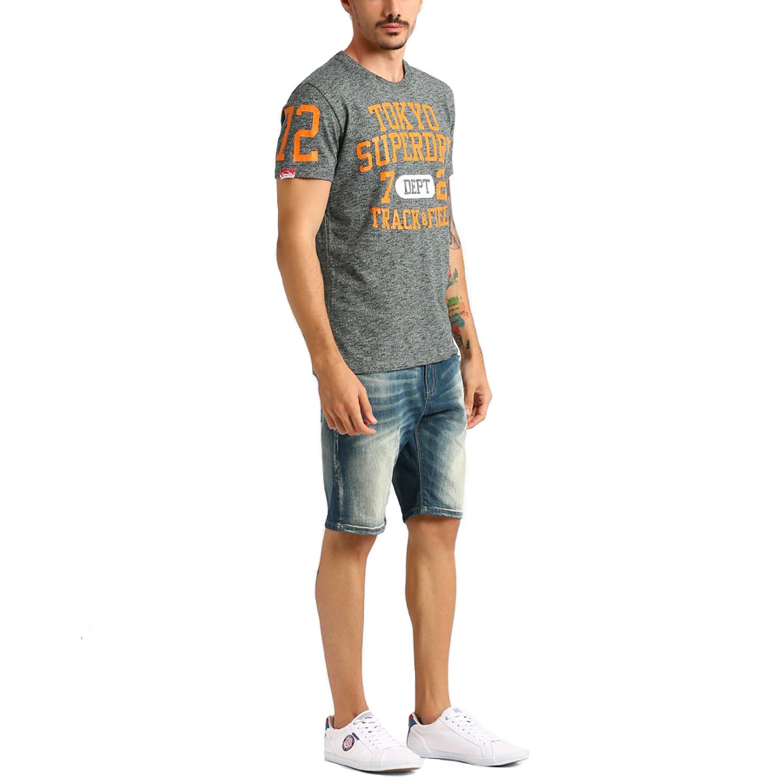 Trackster T-Shirt Mc Homme