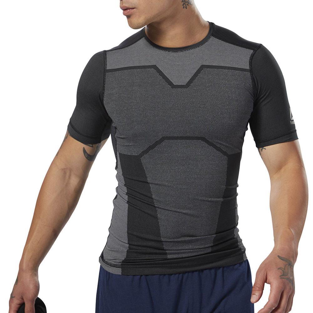 Ac Vent Comp T-Shirt Mc Technique Homme