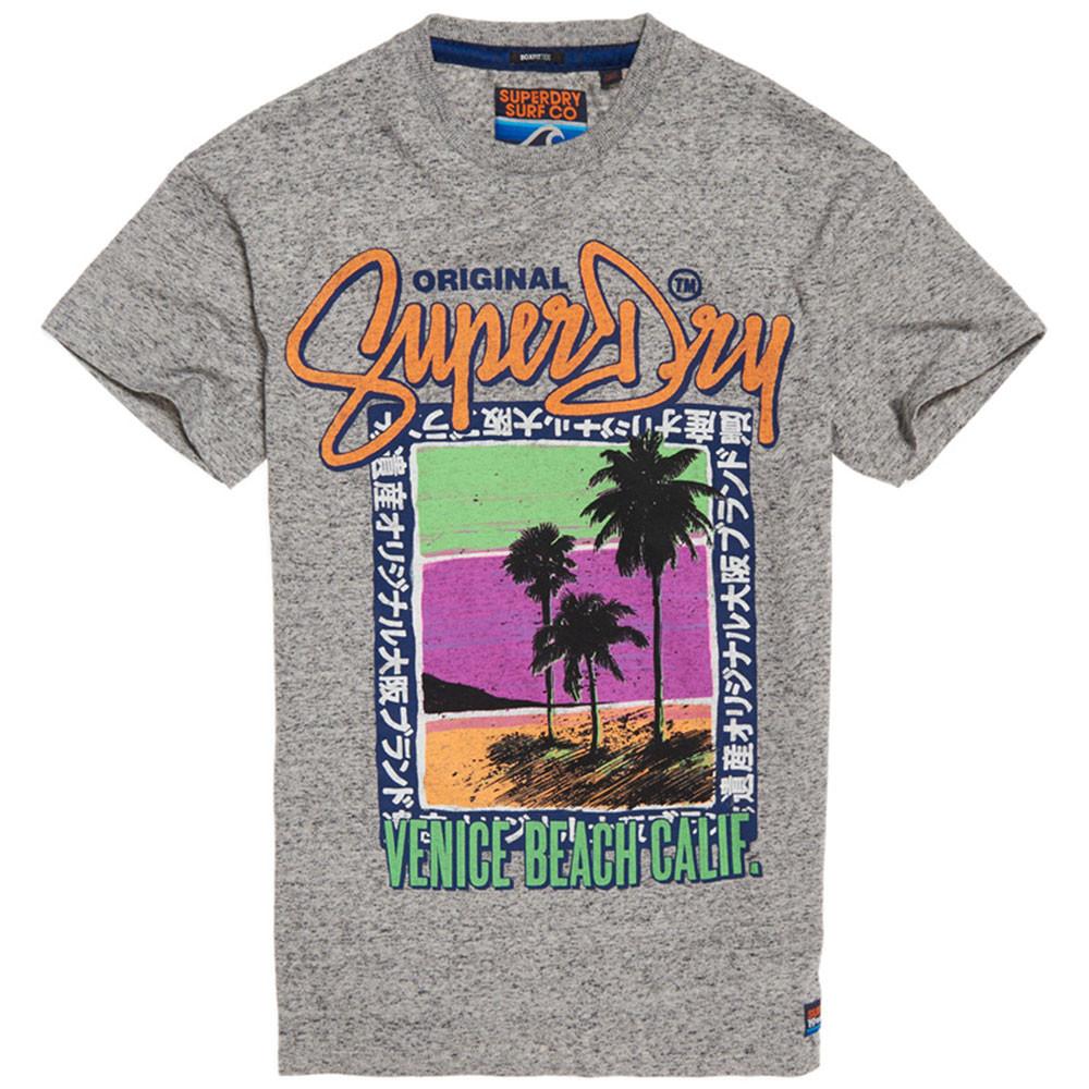 Acid Pacifica Boxy T-Shirt Mc Homme