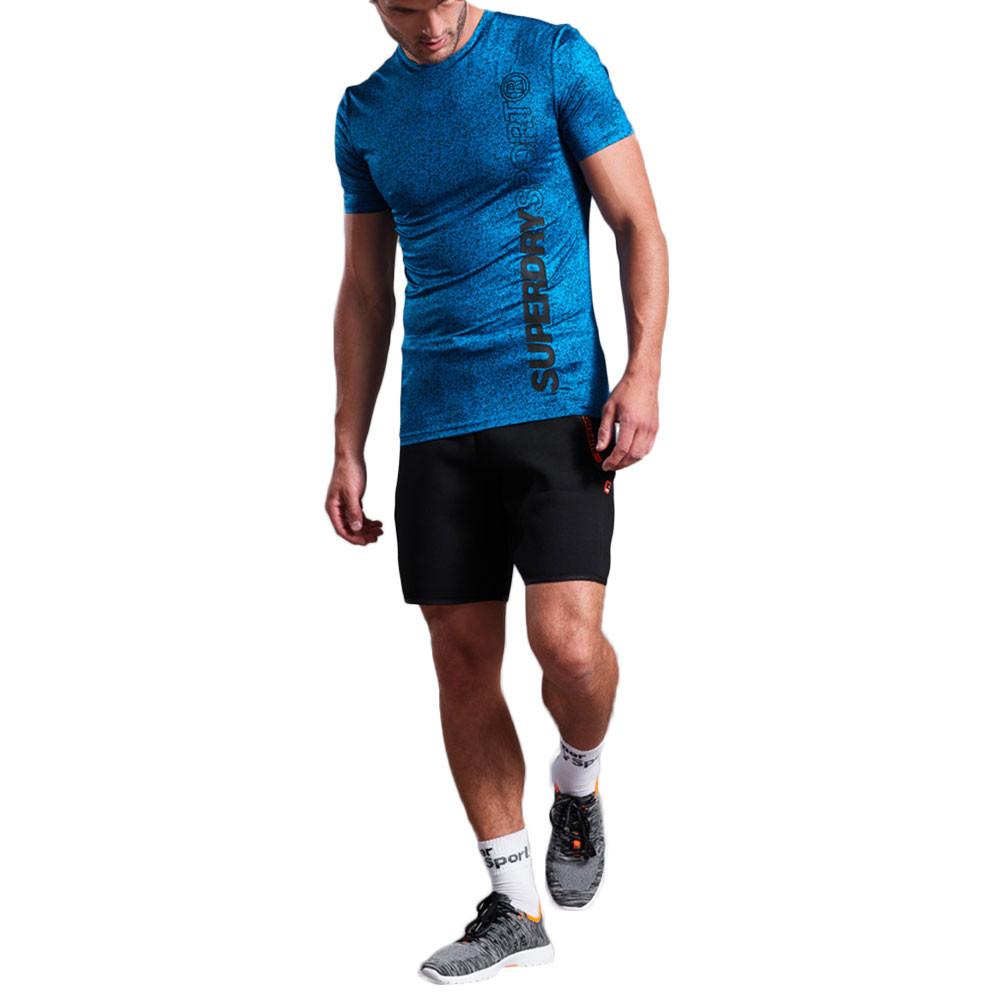 Active S/s T-Shirt Mc Homme