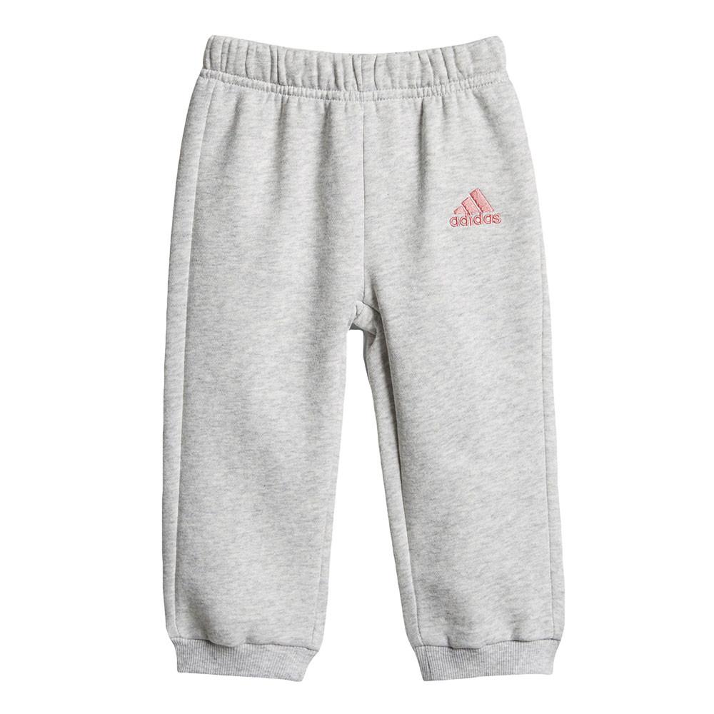 4d6efc0c316e2 Fleece Fille Bebe Logo Survetement Jogger Adidas Ensemble Px58wqva
