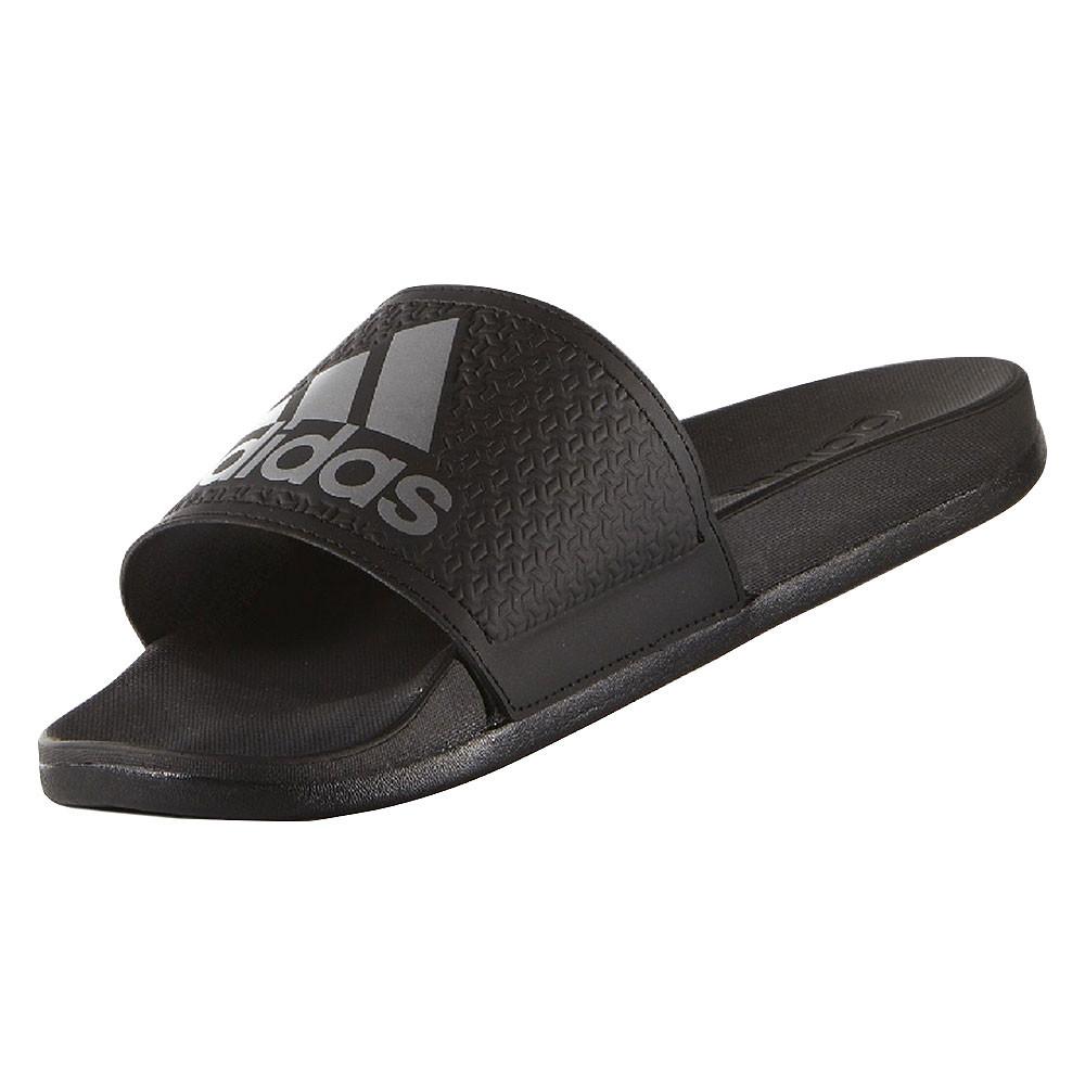 Piscine Adulte Cher Adilette Noir Pas Sandale Adidas Discount dQrhstCxB