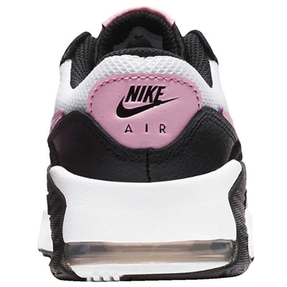 Air Max Excee Chaussure Fille NIKE NOIR pas cher - Baskets basses ...