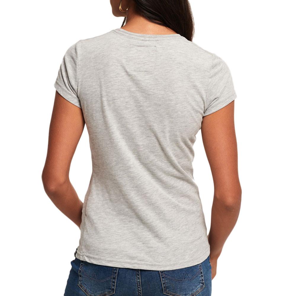 Airtex Foil Entry T-Shirt Mc Femme