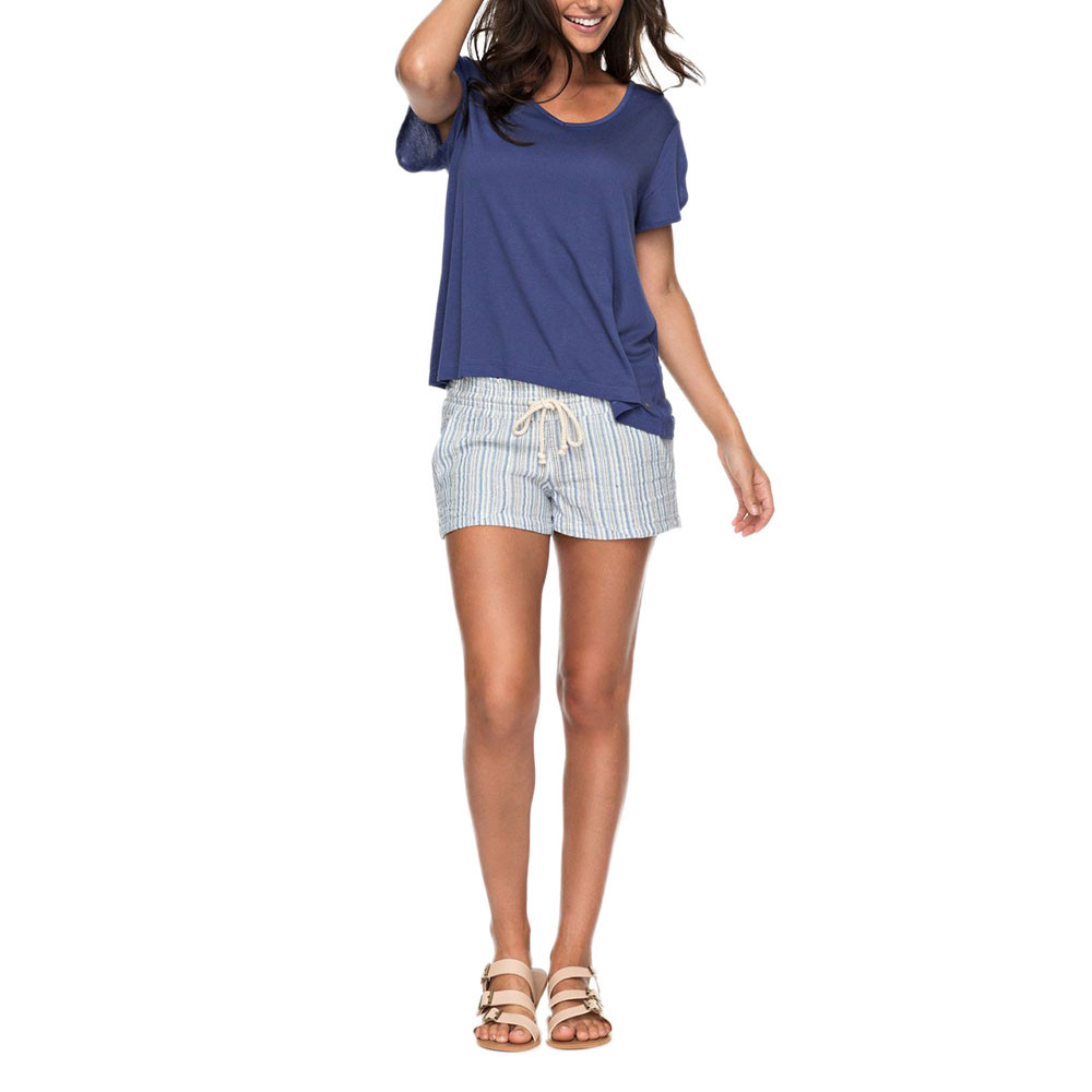 All About Sun T-Shirt Mc Femme