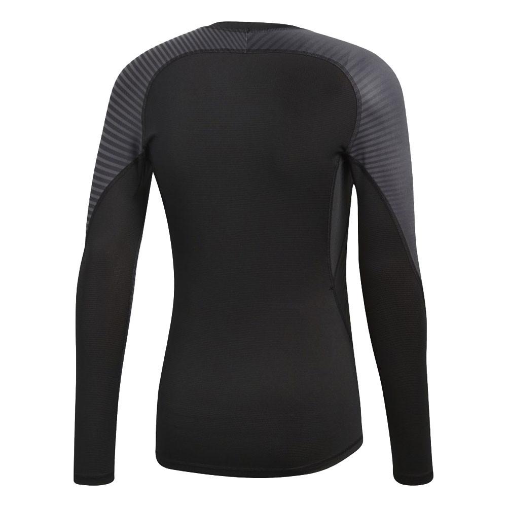 Alphaskin Sport Graphic T-Shirt Ml Technique Homme