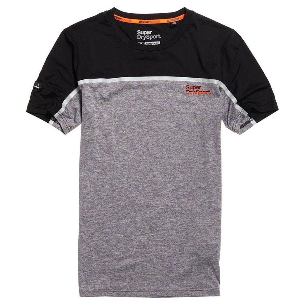 Athletic Blocked T-Shirt Mc Homme