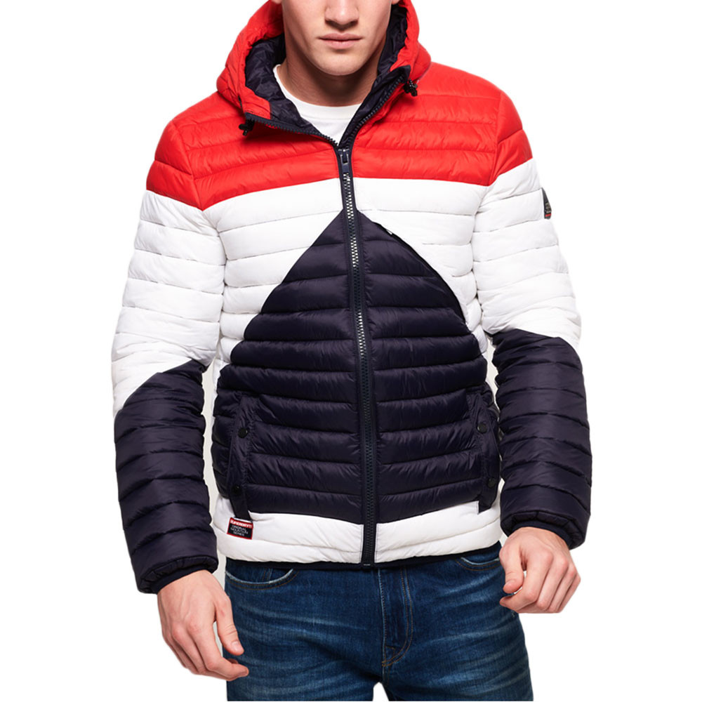 Axis Padded Doudoune Homme