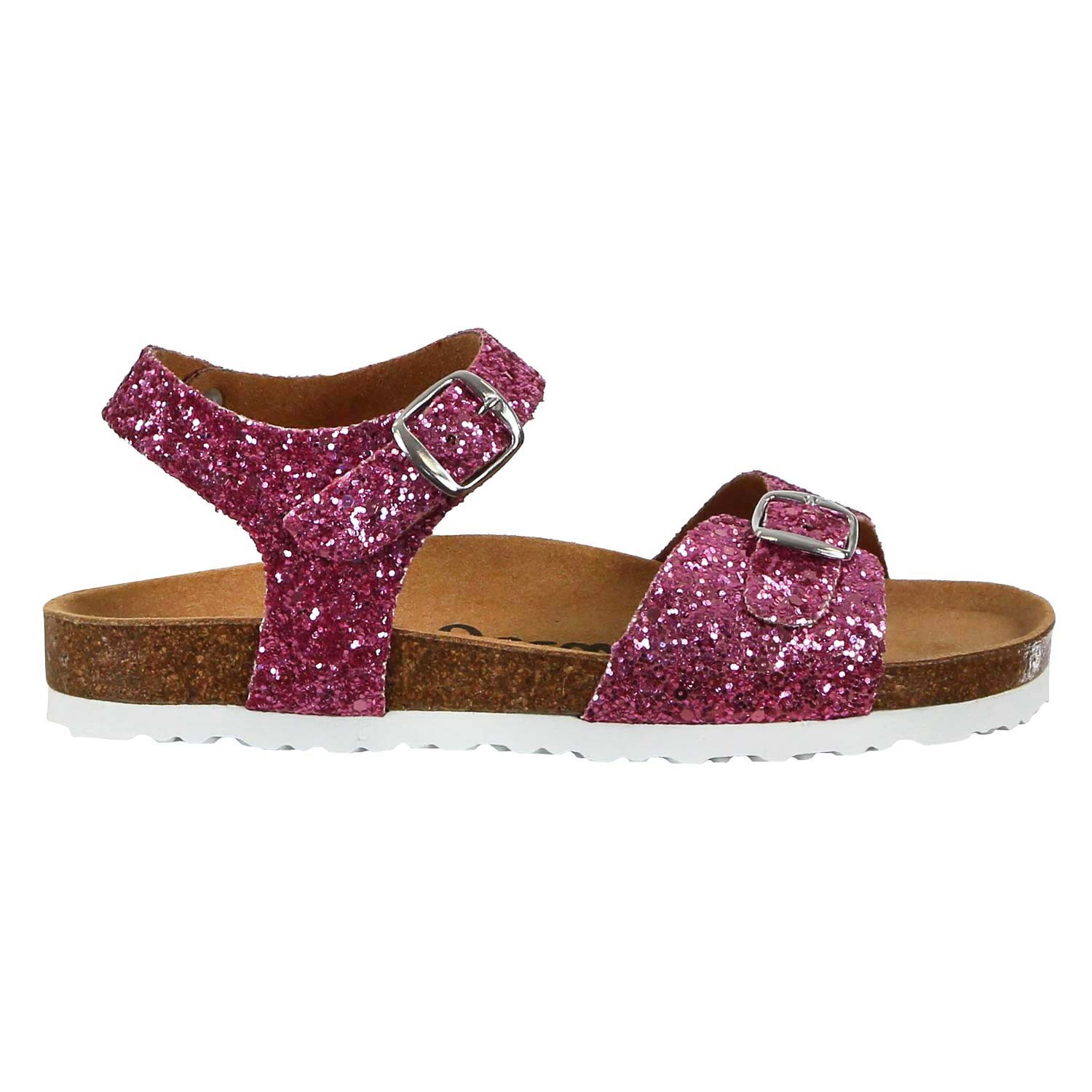 Bio Two Buckles Sandale Fille