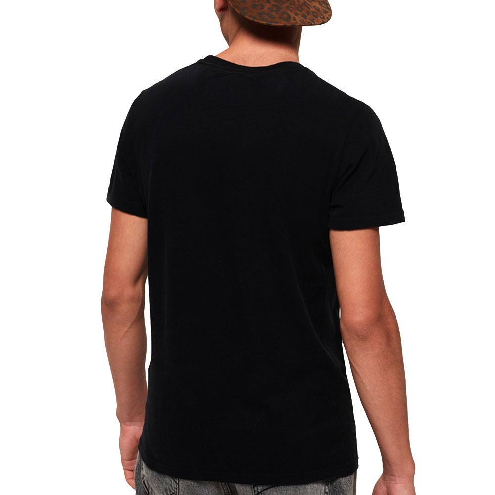 Built To Last Heritage Classic T-Shirt Mc Homme