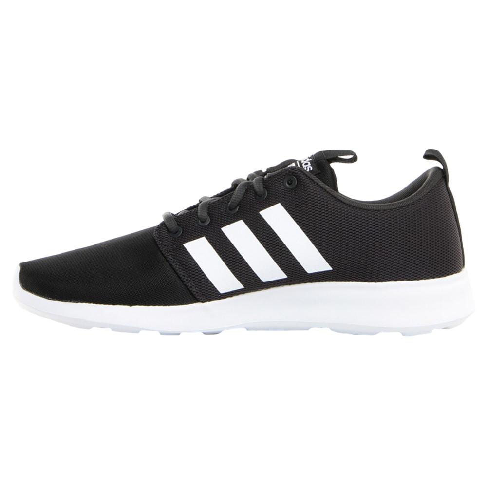 separation shoes e9fc9 06af0 Basses Adidas Cf Swift Cher Chaussure Baskets Noir Pas Racer Homme  7SHnzwSx6q