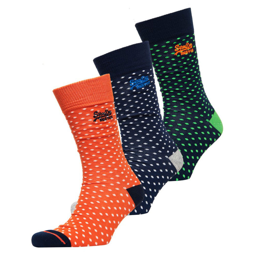 City Pack 3 Chaussettes Homme
