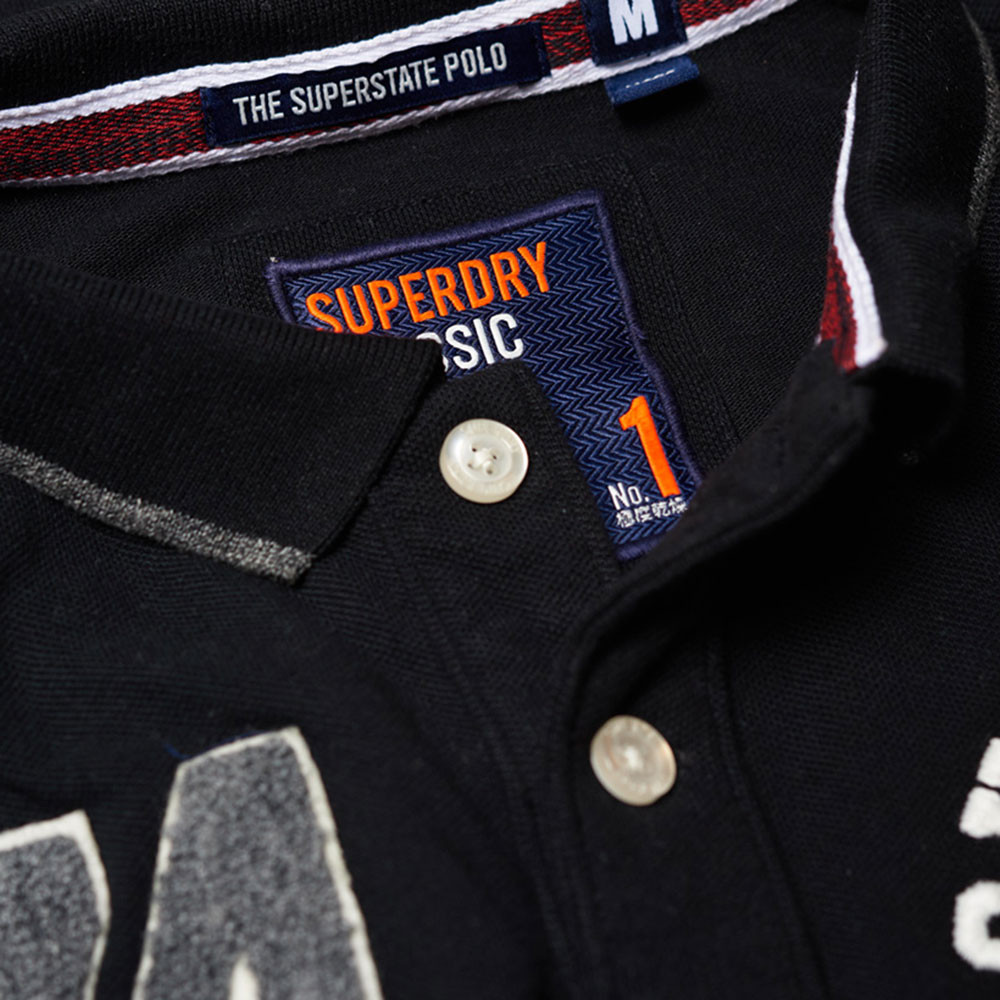 Classic Supersate L/s Polo Ml Homme