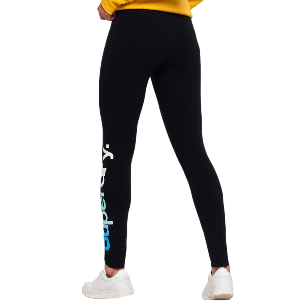 Core Ombre Logo Legging Femme