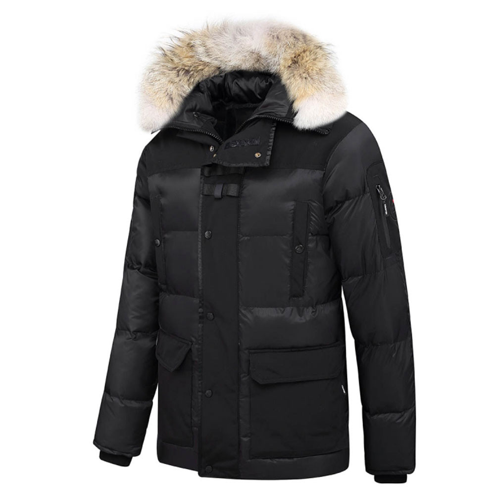 Delta Coyote Edition Parka Homme