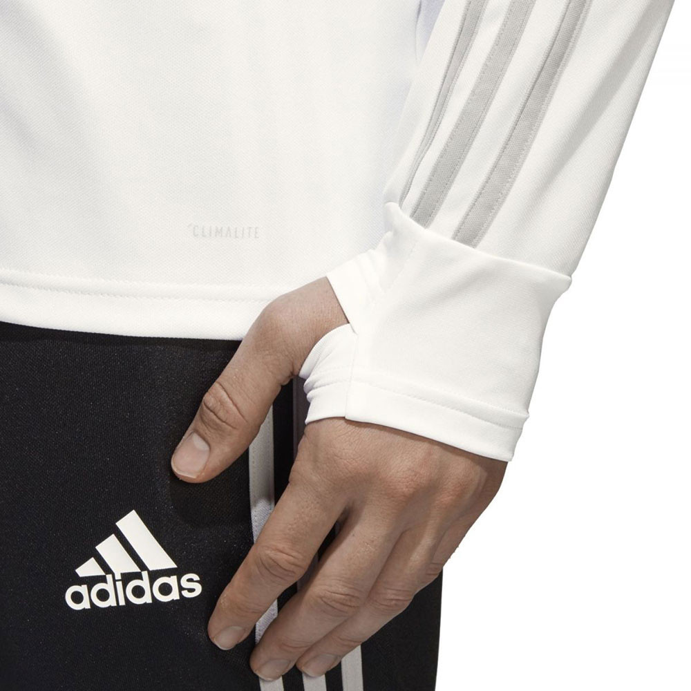 Dfb Tr Top Sweat Training Allemagne Homme ADIDAS BLANC pas