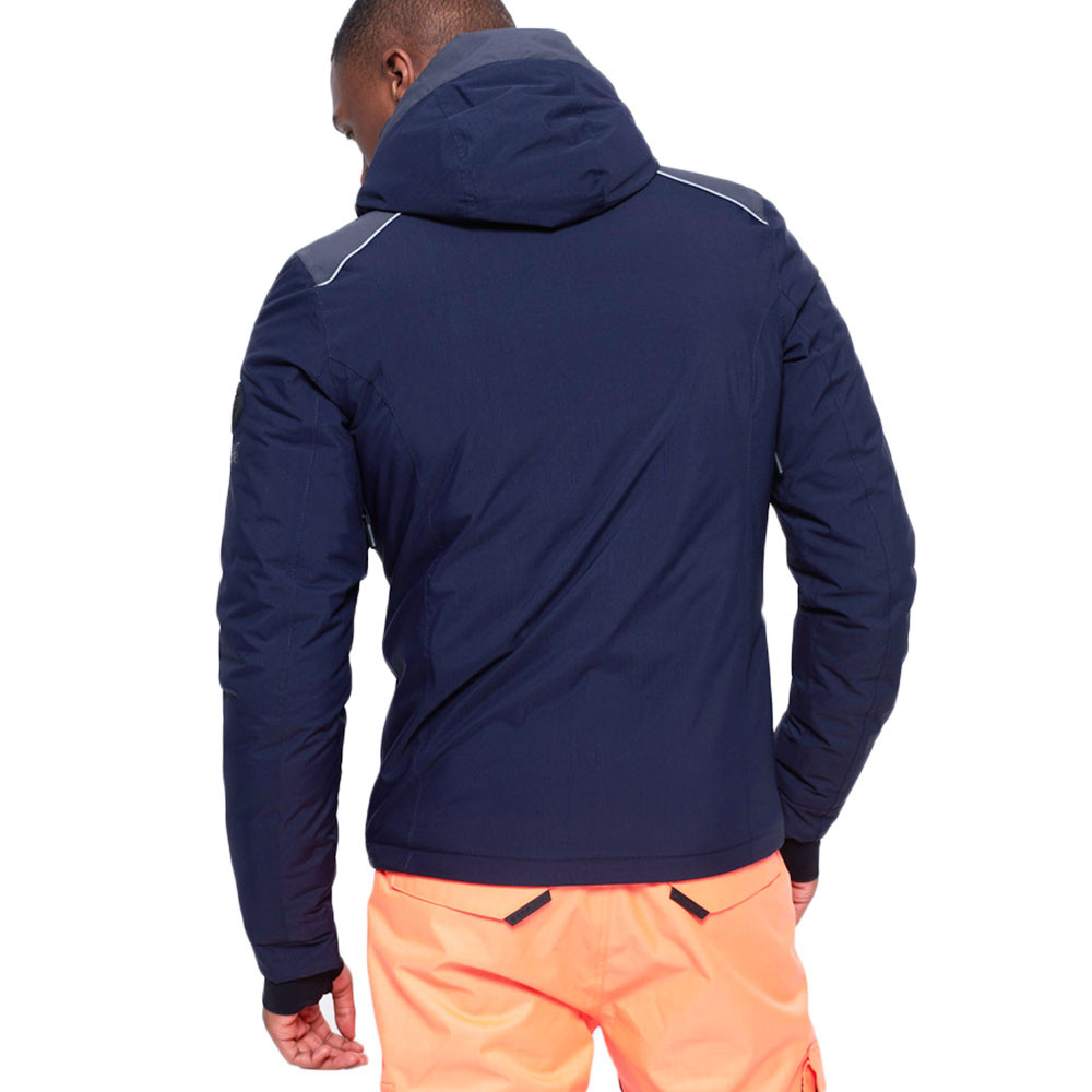 Downhill Racer Padded Jacket Homme