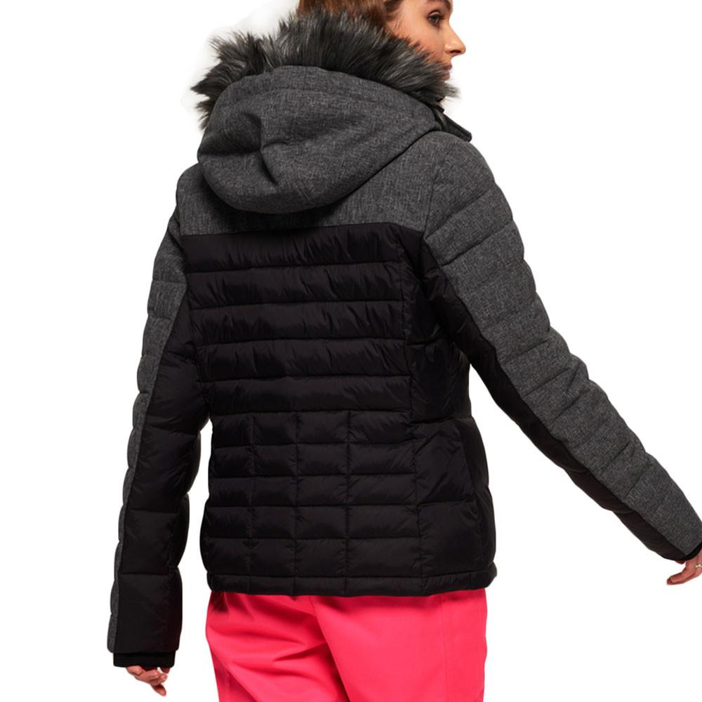 Elements Tweed Hybrid Blouson Femme