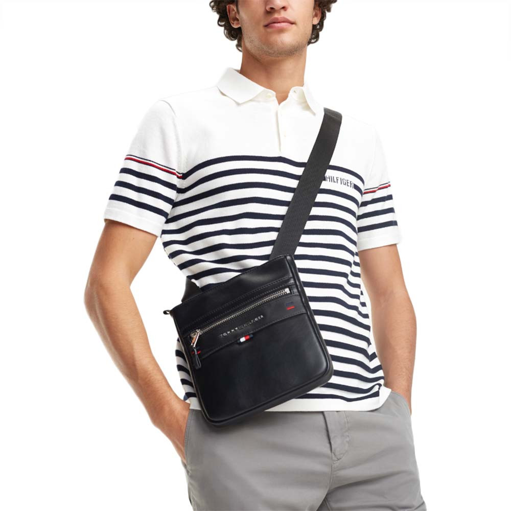 Elevated Mini Sacoche Homme