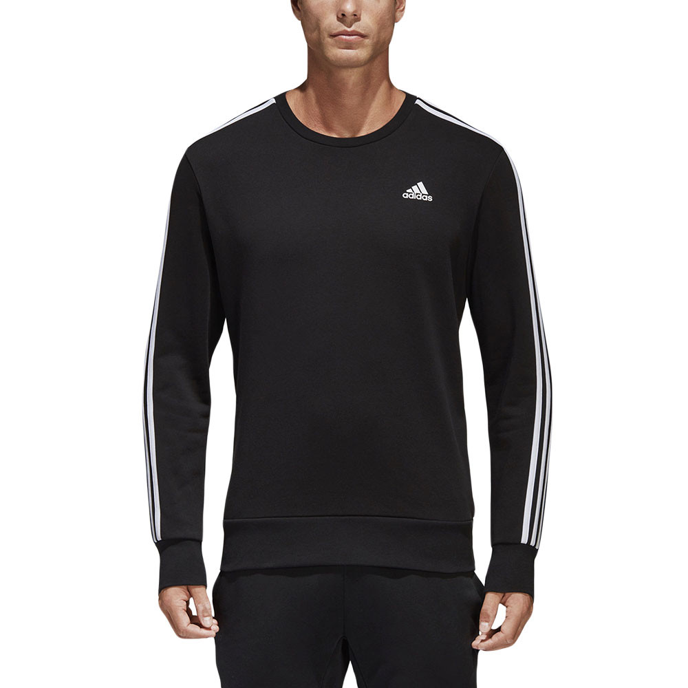 Essentials 3 Stripes Sweat Homme ADIDAS MULTICOLORE pas cher