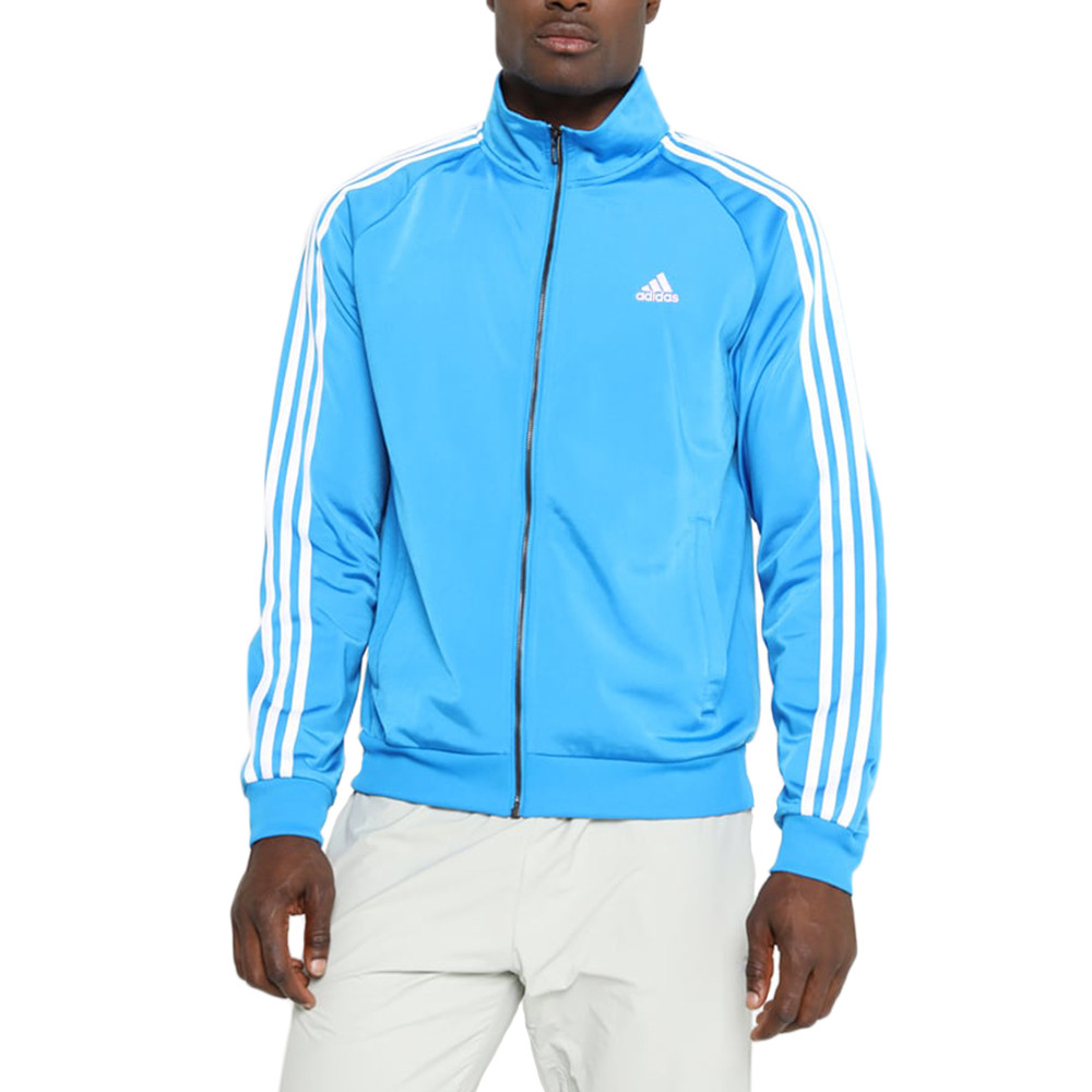 Essentials 3-Stripes Veste De Survêtement Homme