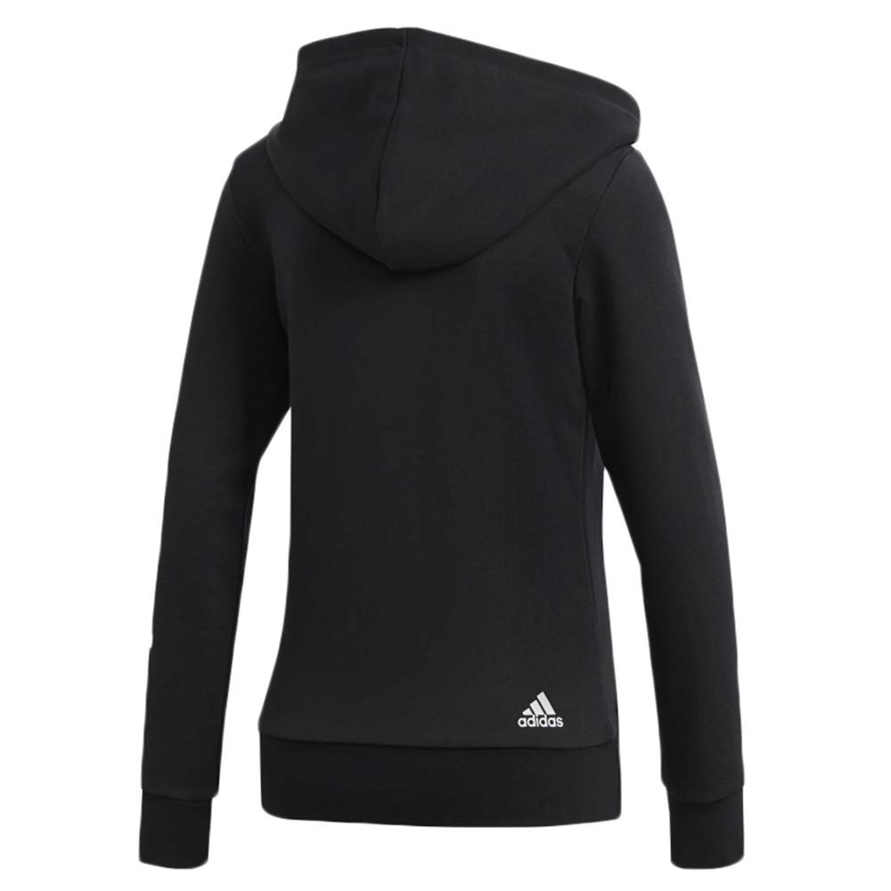 Essentials Linear Sweat Zip Femme