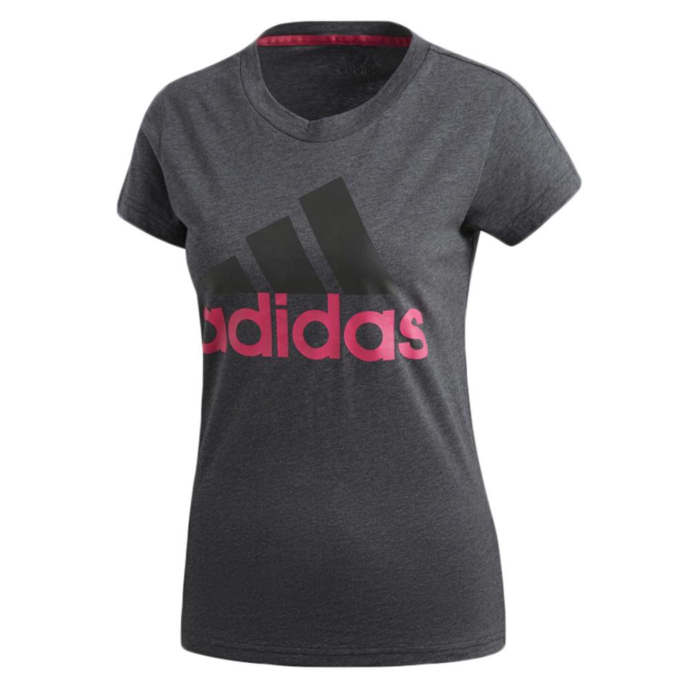 Essentials Linear T-Shirt Mc Femme