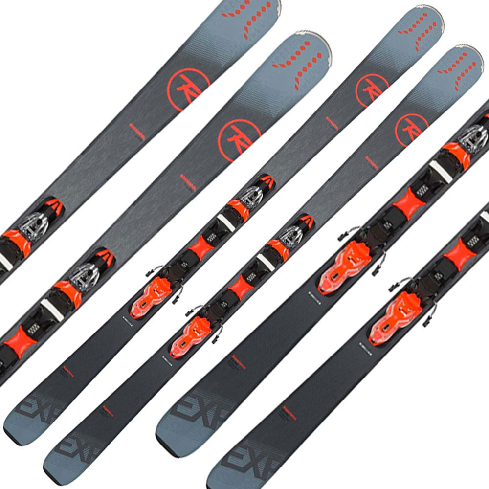 Experience 80Ci Ski + Xpress 11 B83 Fixations Homme
