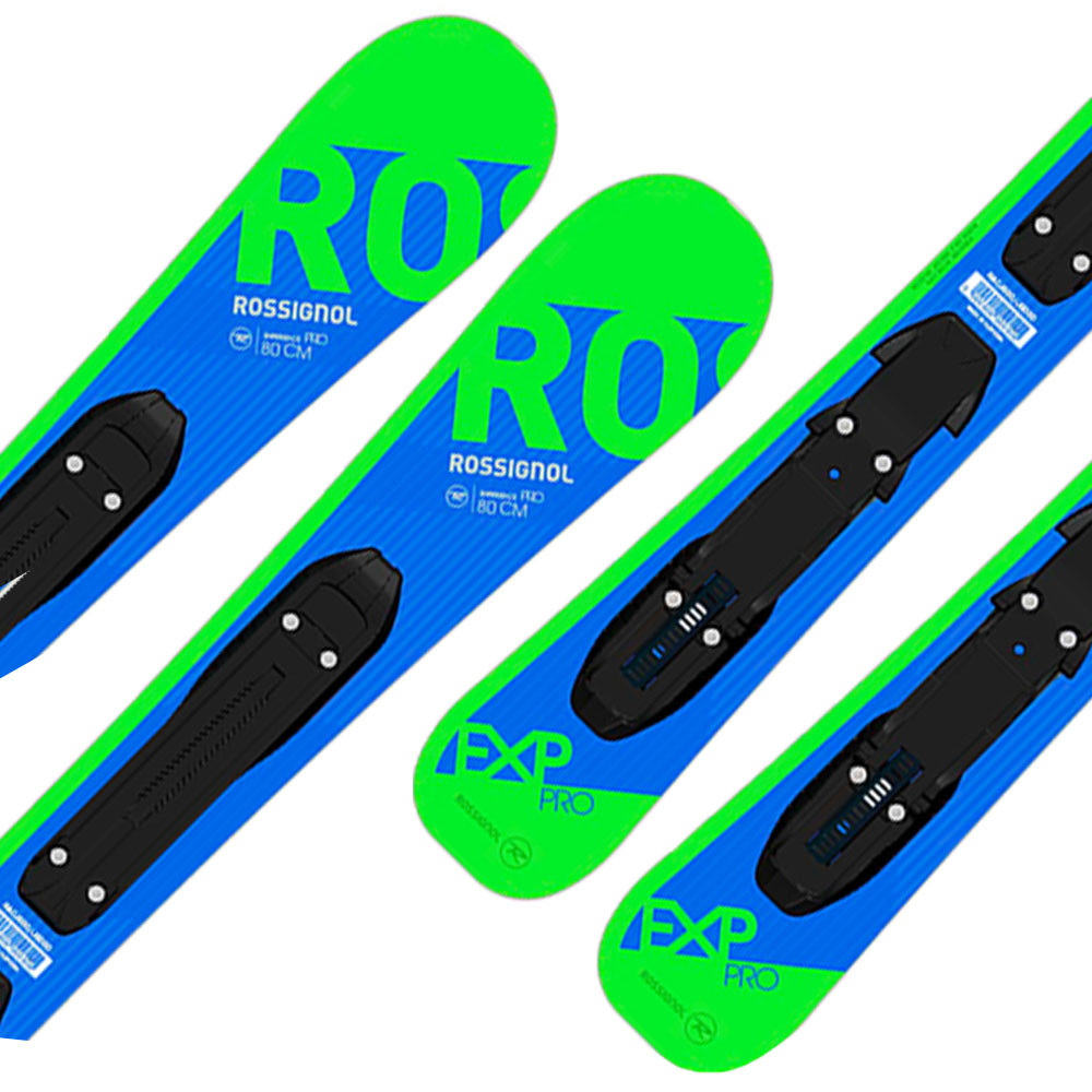 Experience Pro Kx Ski + Kid-X 4 Fixations Garcon
