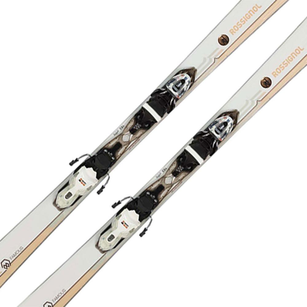 Famous 8 Ski + Xpress W 11 B83 Fixations Femme