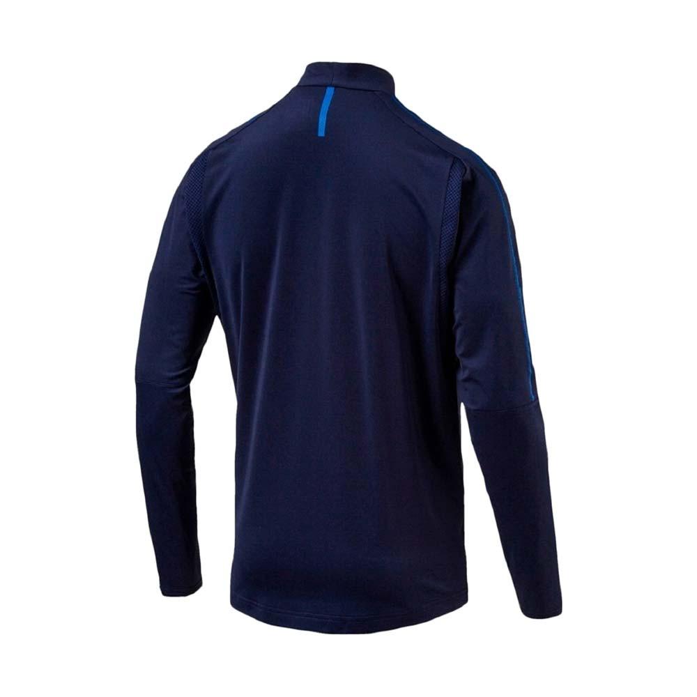 Figc 18/19 1/4 Zip Training Sweat Zip Homme