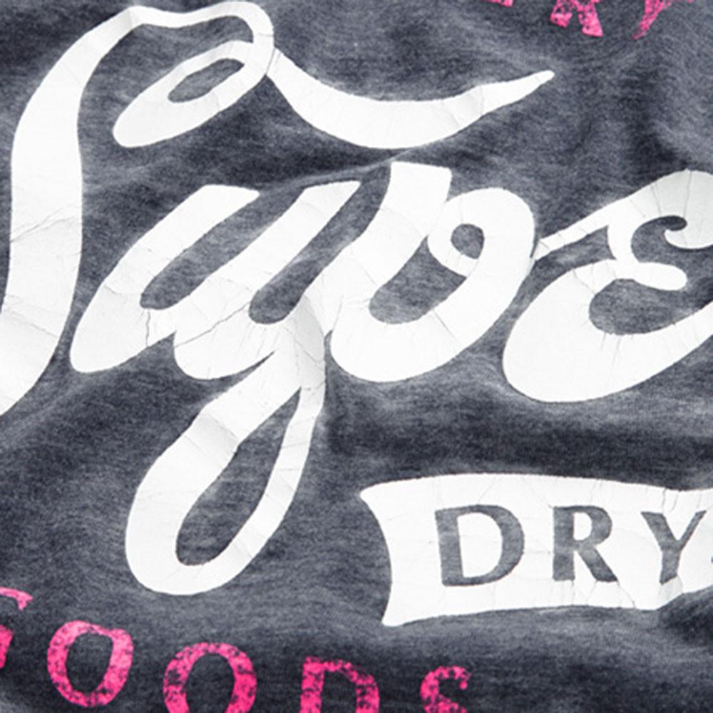Finery Goods London Slim Bf T-Shirt Mc Femme