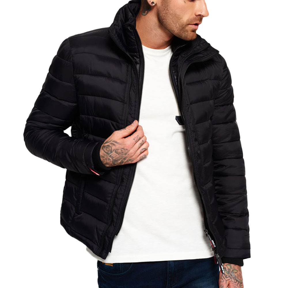 Fuji Triple Zip Through Doudoune Homme