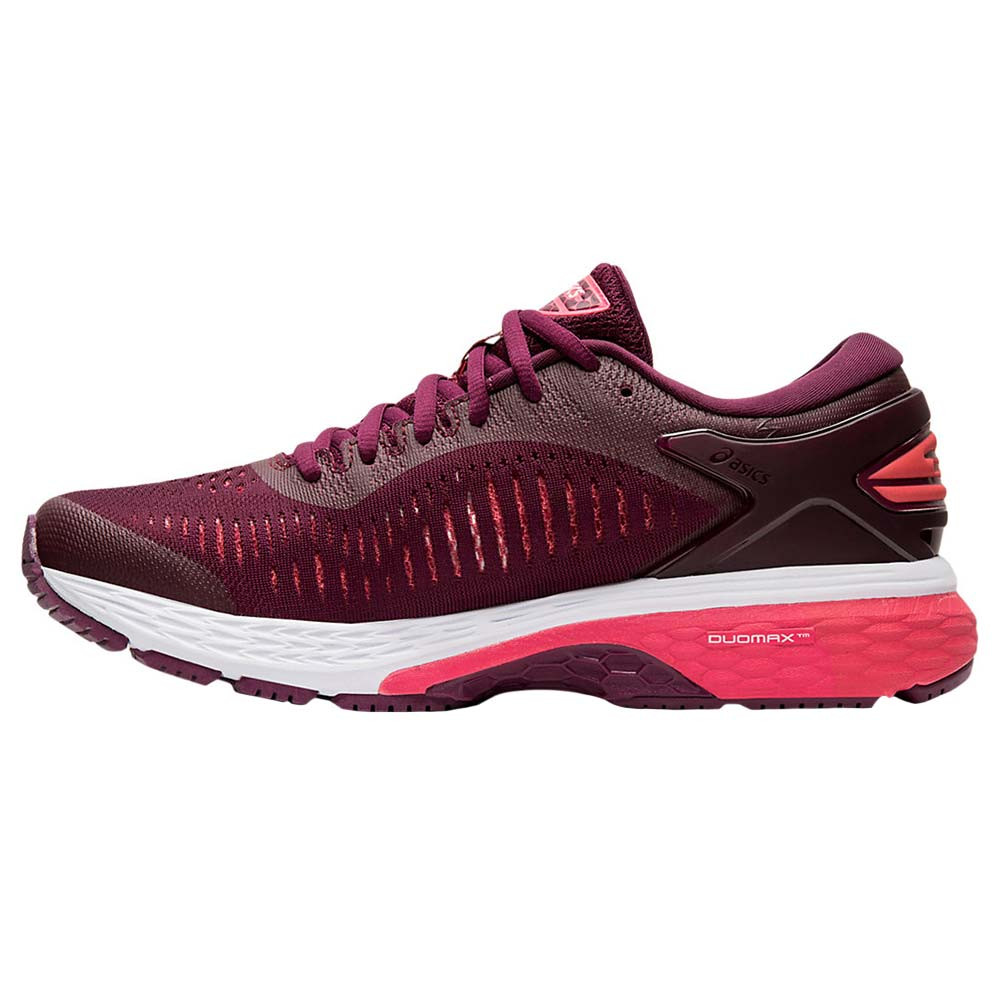 Gel Kayano 25 Chaussure Femme ASICS VIOLET pas cher - Chaussures ...