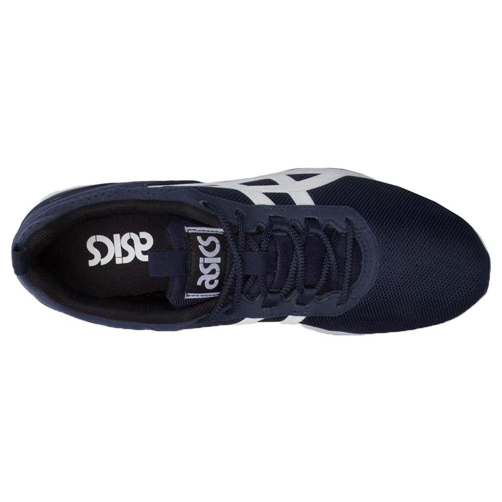 chaussures gel lyte runner bleu homme asics