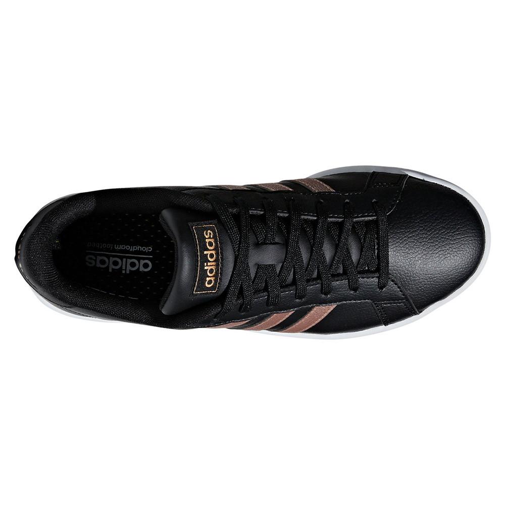 adidas femme noir court