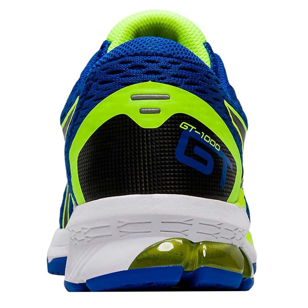 Gt-1000 9 Gs Chaussure Garçon ASICS BLEU pas cher - Chaussures de ...
