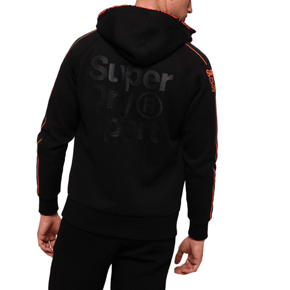 Gum Tech Sport Snorkel Sweat Zip Homme