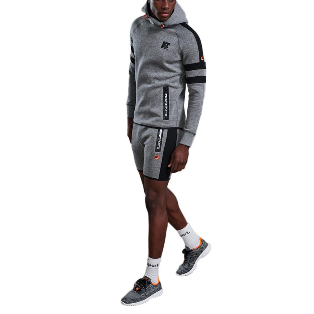 Gym Tech Stripe Sweat Cap Homme