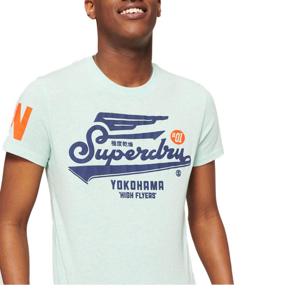 High Flyers T-Shirt Mc Homme