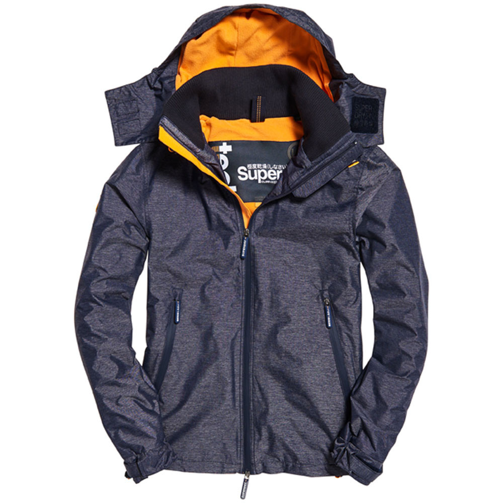 Hooded Artic Cliff Hiker Veste Homme