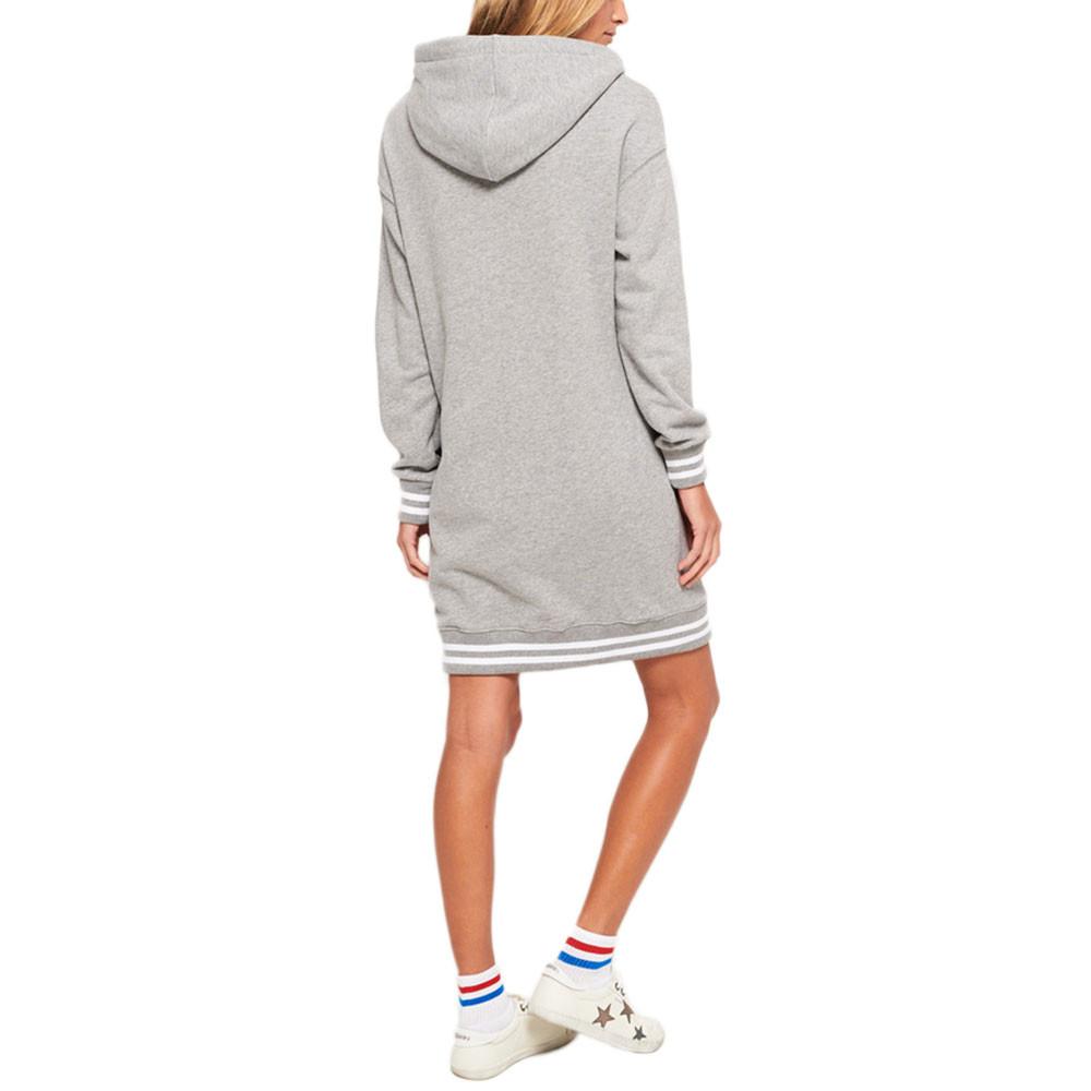 Hooded Robe Femme