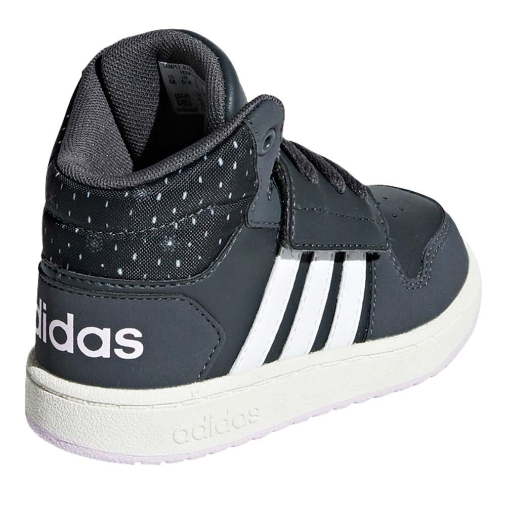 adidas Hoops Mid 2.0 I, Chaussures de Gymnastique Mixte bébé