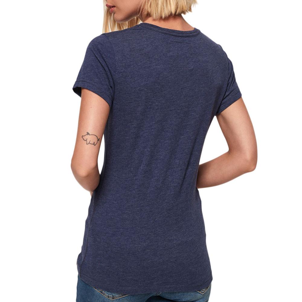 Jaime Patch Entry T-Shirt Mc Femme