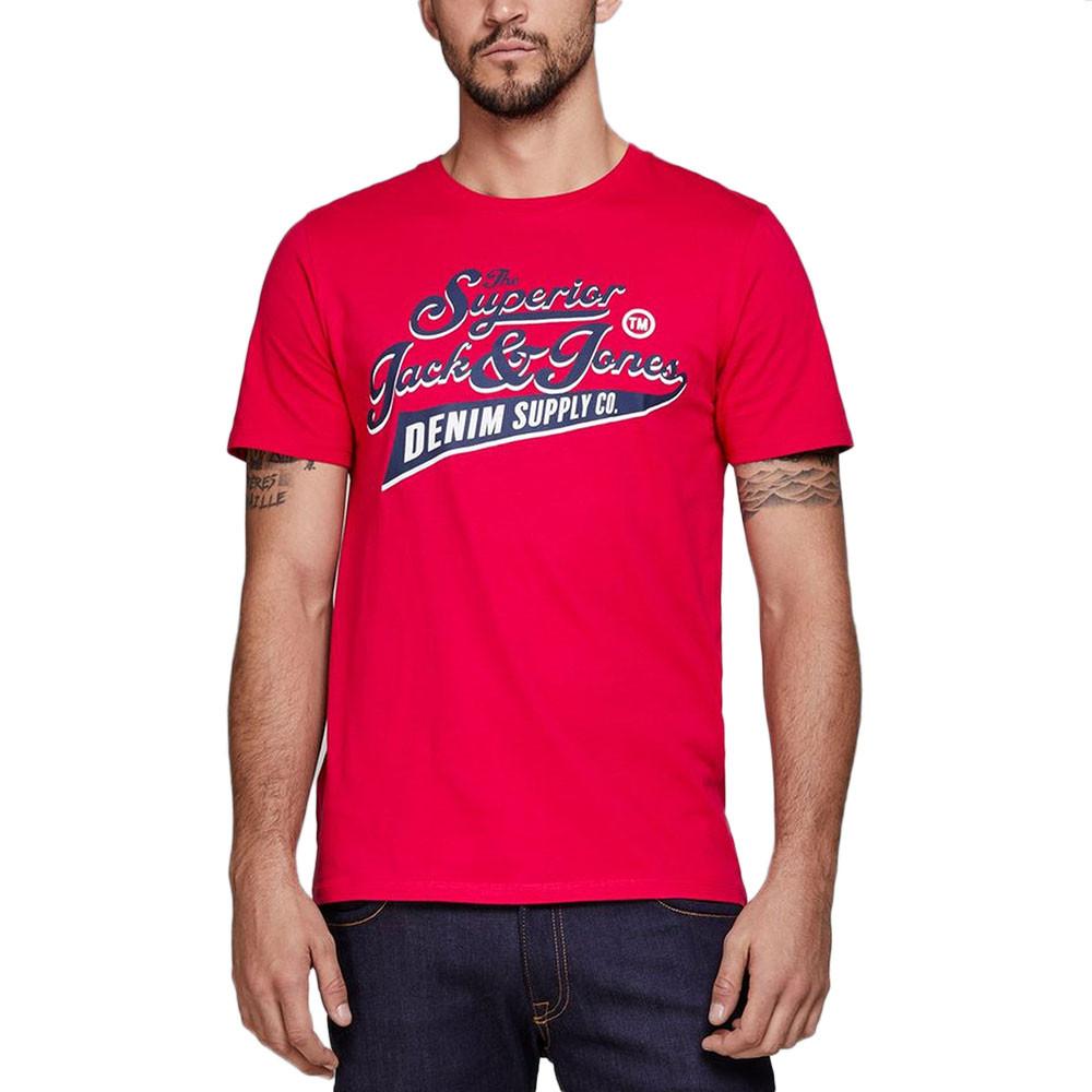 Jjelogo T-Shirt Mc Homme