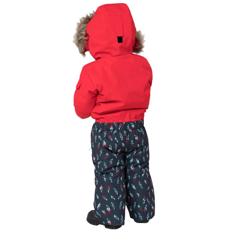 Kid Flocon Suit Combinaison Bébé Fille