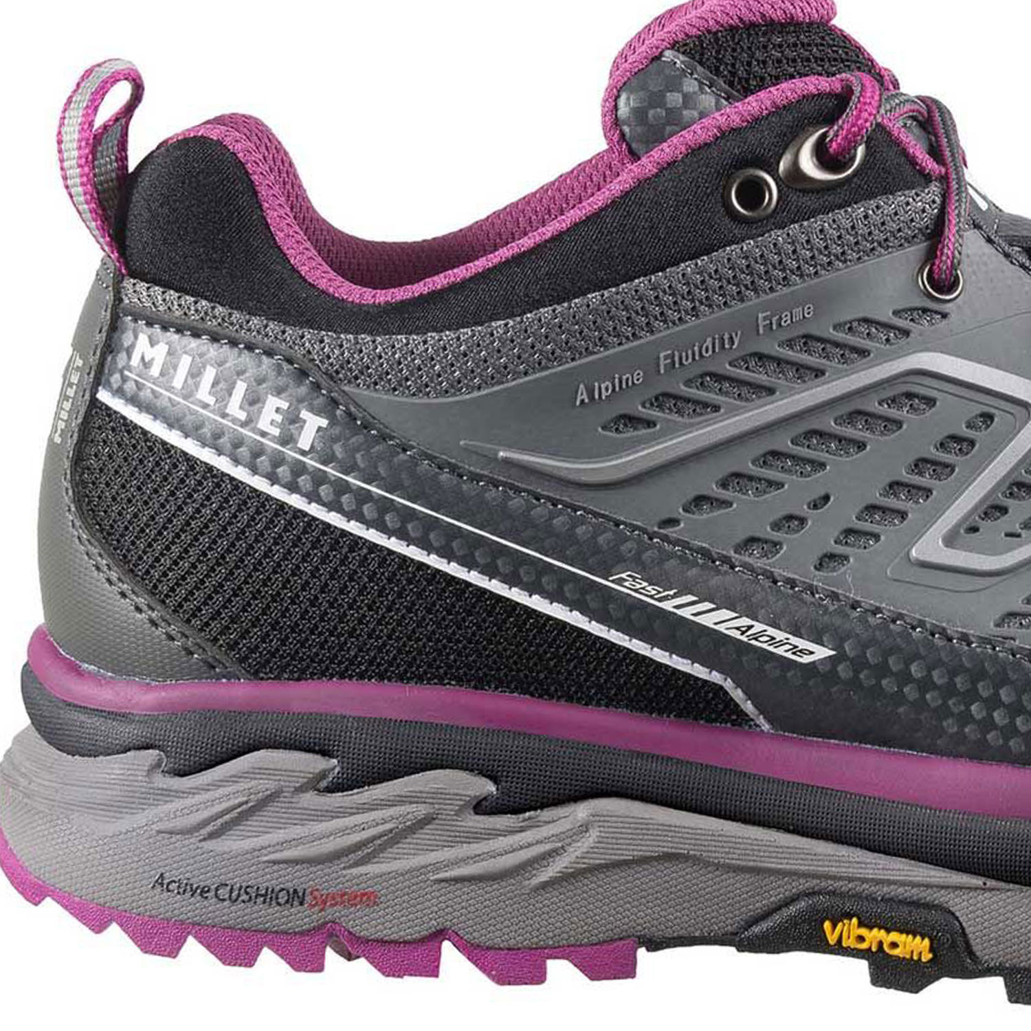 Alpine MULTICOLORE Rando Fast Femme Chaussure MILLET Ld pas HW2IED9Y