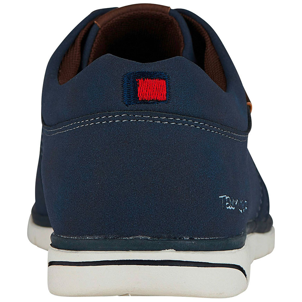Leon Chaussure Homme TEDDY SMITH BLEU pas cher Chaussures