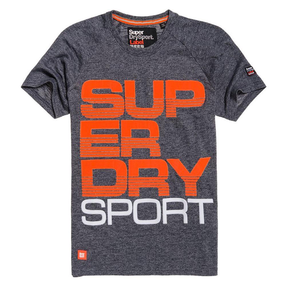 Line Up Speed T-Shirt Mc Homme