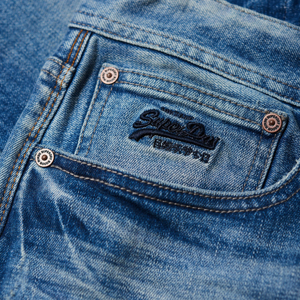 Loose Jeans Homme